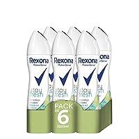 Rexona Stay Fresh
