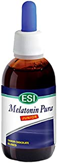 Suplemento de Melatonina Pura junior Alimentos gotas 40ml