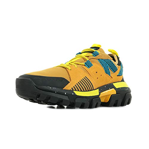Caterpillar CAT Unisex Raider Sport Sneaker, Spruce Yellow-Core, 41 EU