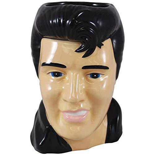 Vandor Elvis Presley 18 oz. Sculpted Ceramic Mug