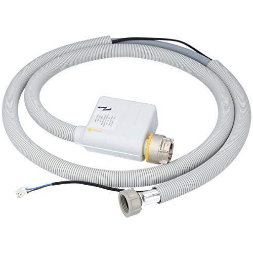 Aquastop Schlauch Waschmaschine, geeignet als Alternative zu Miele Zulaufschlauch 4622714/4061335, Sicherheitszulaufschlauch mit elektrischem Anschluss