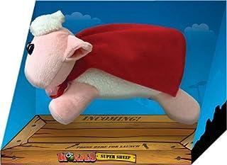 Gaya Entertainment - Worms Plush Figure with sound Super Sheep 29 cm