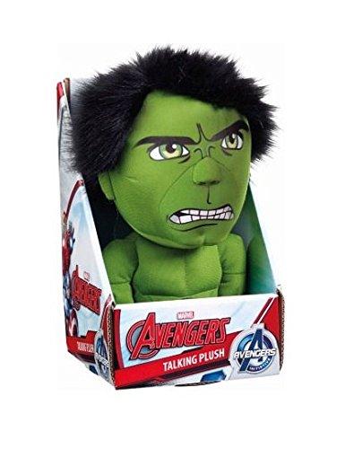 Marvel Medium Talking Hulk Plüsch Spielzeug