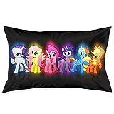 Hoxone My Little Pony Pillowcase Bear Pillow Cushion Cover Pillowslip