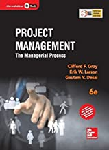 Project Management: The Managerial Process (6th Edition)