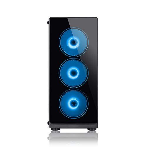 Megaport Komplett-PC AMD Ryzen 5 2600 6x3.40 GHz • GeForce GTX1660 • 24