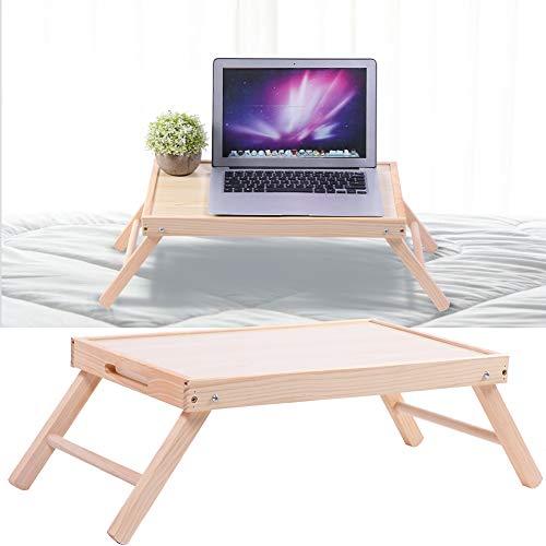 Draagbaar bedtafel, gemakkelijk mee te nemen - Slipontwerp Opvouwbare designtafel met - Slipontwerp en opvouwbaar ontwerp voor voedselbakken en voedselopslag buitenshuis