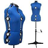 Mannequin femme réglable avec 13 cadrans pour couture couture couture couture couture couture couture mannequin mannequin taille M