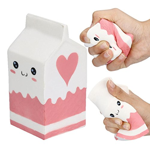Sonnena Juguetes compresivos, Squishies Kawaii Juguetes Excremento Gracioso Sonriente de Silicona Animales Squishy Squeeze Toy Slow Rising Decompression Toys