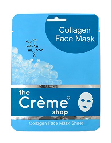 Creme Shop 48 Pcs Collagen Moisturizing Face Mask