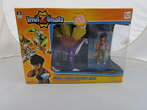 Invizimals IMC Toys 30107 - Pack Mega Figura