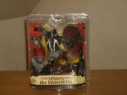 Action Figure SPAWN the Immortal serie 33 age of pharaohs Mac Farlane