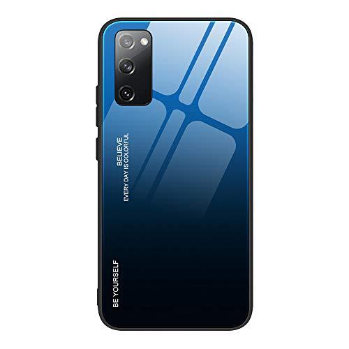 NEINEI Hülle für Asus Zenfone 8,Clear Superdünne Mode Farbverlauf Design Handyhülle, PC/TPU Silikon Bumper Stoßfeste Kratzfeste Schutzhülle Hülle Cover-7