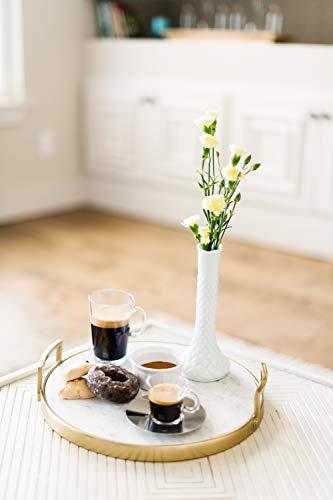 Nespresso Capsules VertuoLine, Espresso Variety Pack, Medium and Dark Roast Espresso Coffee, 50 Count Coffee Pods, Brews 1.35 oz