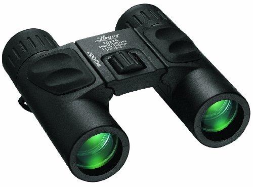 Luger Fernglas LR 10 x 26, Schwarz, LU-118-1026-1