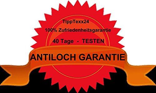 TippTexx24 Ökotex Bambussocken, 6 Paar Socken, GERUCHS-KILLER, zusätzliche Garantie (Schwarz, 43/46-6Paar) - 4