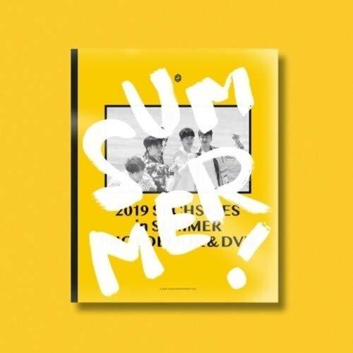 2019 Sechskies in Summer Photobook + 3 x DVD (Region Free) (Incl.120pg Photobook, Sechskies' House Mouse Pad)