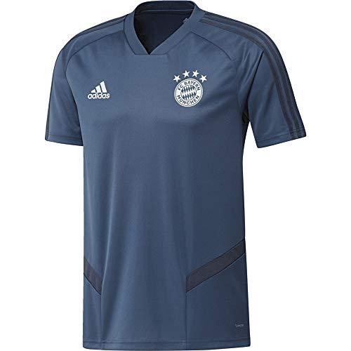 adidas Performance FC Bayern München Trainingstrikot Herren dunkelblau, S