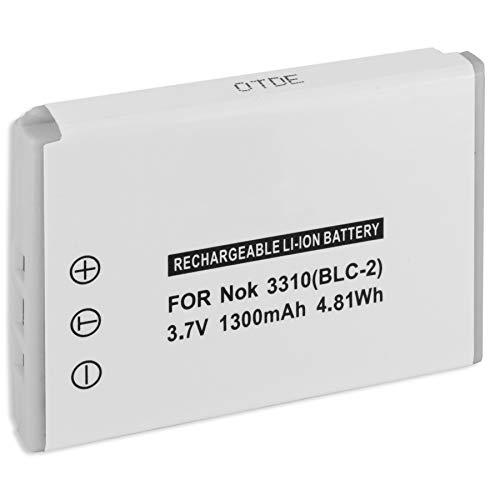 Batería BLC-2 para Nokia 3310 (versión año 2000), 3330, 3410, 3510, 3510i, 5510, 6650, 6800, 6810