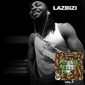 Afrobizi the EP, Vol. 1