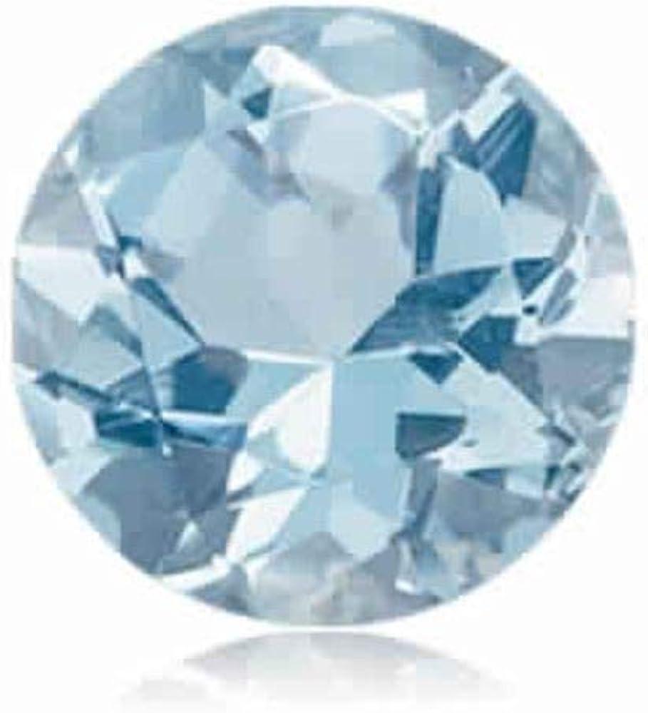 Aquamarine  Natural Aquamarine  Gemstone Rose Cut Loose Stone For Jewelry Making Rose Cut Stone Shape Pear Size 13x9x5 Carat 5