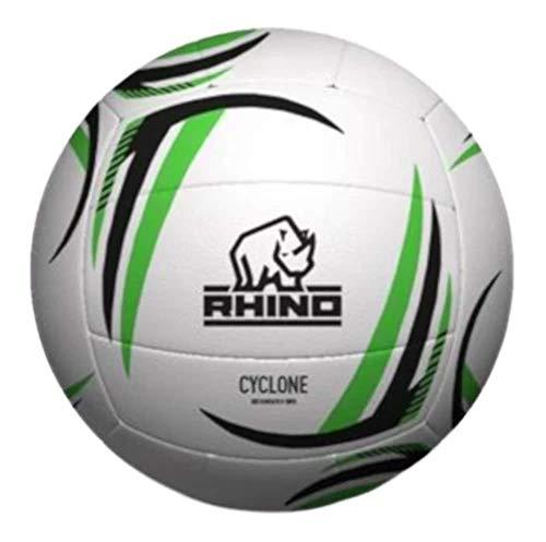 Rhino Balón de Entrenamiento de Netball Cyclone Talla 4