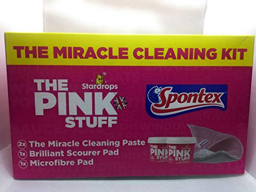 Stardrops The Pink Stuff Miracle Cleaning Kit