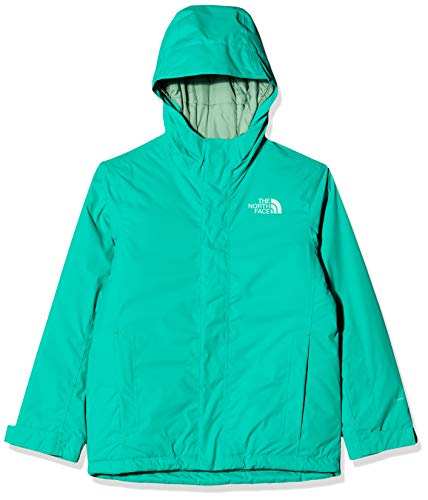 The North Face Y Snow Quest Jkt, Giacca Impermeabile Bambino, Verde (Kokomo Green), M