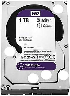 ويسترن ديجيتال قرص صلب 1 تيرابايت داخلي بي سي - WD10PURX