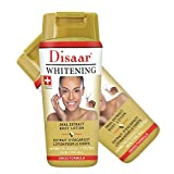 DISAAR Whitening Cream Face Body Legs Knees Private Swiss Formula Essense 250ml (SNAIL EXTRACT)