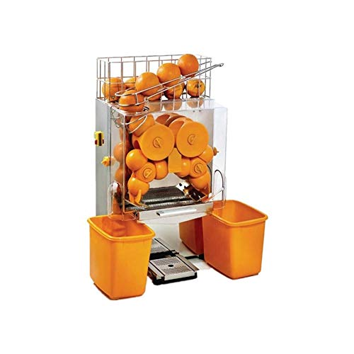 LKNJLL Oange automática Exprimidor Máquina/Extractor de Jugo de Naranja Comercial