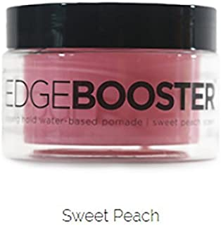 Style Factor Edge Booster Strong Hold Pomade 3.38oz (Pick 4 Different Flavors) (Sweet-Peach)