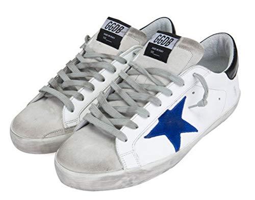 Zapatillas de deporte de moda para mujer con cordones para caminar, color, talla 38.5 EU