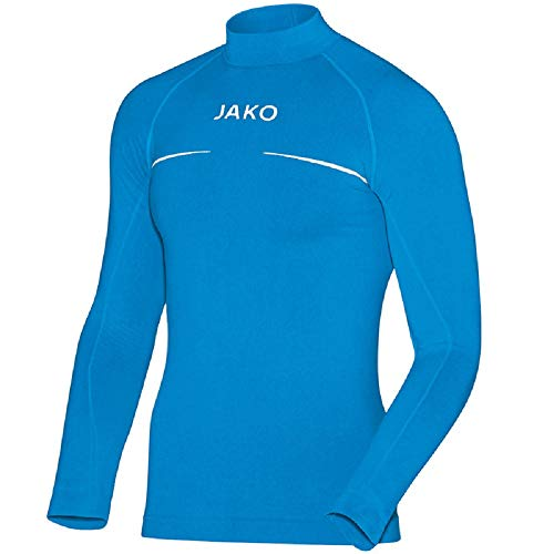 Jako - Turtleneck Comfort - Sous-vêtement fonctionnel - Homme - Bleu (Jako Bleu) - Taille: S