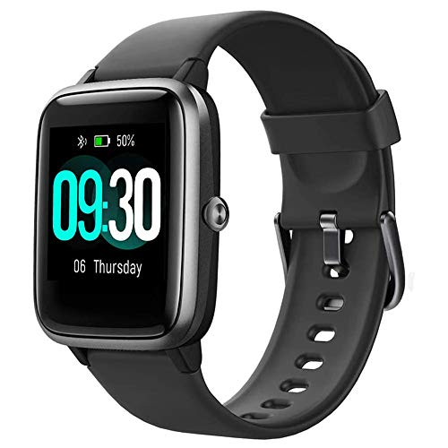 Vaoyao Smart Watch for Android/Samsung/iPhone, Activity Fitness Tracker with IP68 Waterproof for Men & Women, Smartwatch with 1.3