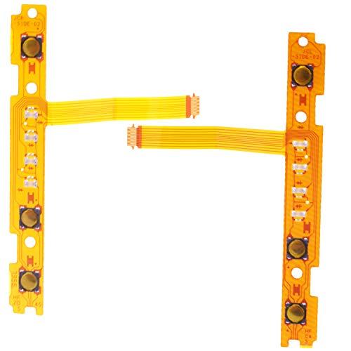 Deal4GO Original Rechts Links SL SR Button Key Ribbon Flex Kabel Ersatzteil für Nintendo Switch Joy-Con Controller