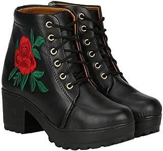 Commander Girl's Boots