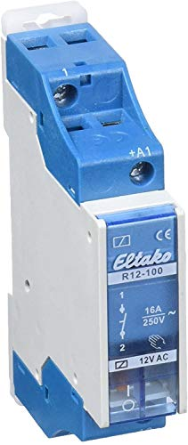 Eltako 2078037 ELTA Installationsrelais R12-100-12V