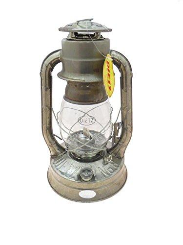 Dietz #8 Air Pilot Oil Burning Lantern (Unfinished (Rusty))