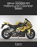 BMW S1000 RR Motorcycle Calendar 2021