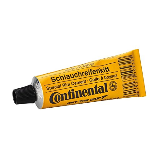 Continental Reparaturmaterial Schlauchreifenkitt, Transparent, 0149091