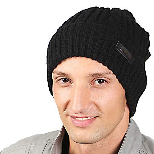 HIG Mens Winter Hat Warm Comfortabl…
