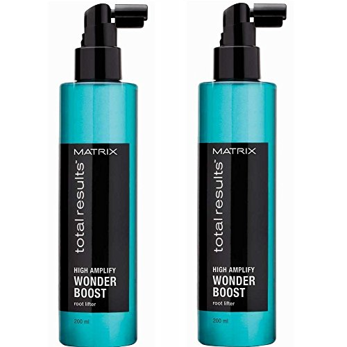 Matrix High Amplify Total Results Wonder Boost Root Lifter Spray, 2er Pack (2x 250ml)