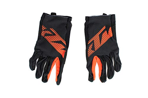 KTM Fahrradhandschuhe Handschuhe schwarz/orange Factory Enduro, Größe:L