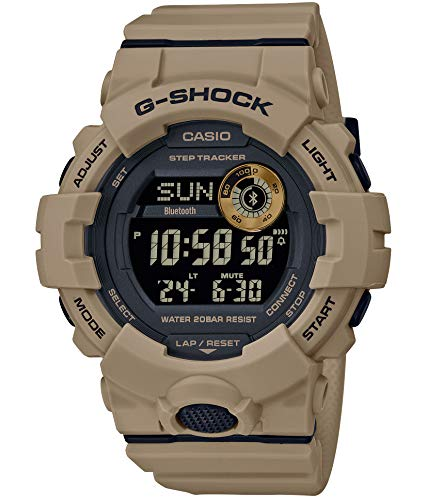 [カシオ] 腕時計 ジーショック G-SQUAD Bluetooth 搭載 GBD-800UC-5JF メンズ