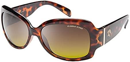 Eagle Eyes HALLEY Womens Polarized Sunglasses - Tortoise