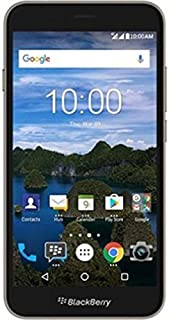 Blackberry Aurora Mobile Phone, 32 GB Dual SIM Gold