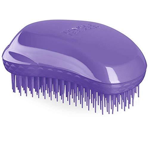 Tangle Teezer Haarbürste, dick und gelockt, zum Entwirren, Lila