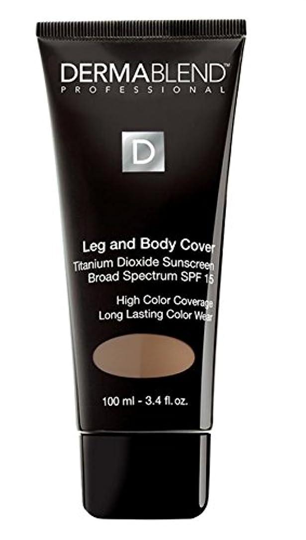 保証年金応じるDermablend Leg And Body Cover Creme Spf 15 - Light (並行輸入品) [並行輸入品]