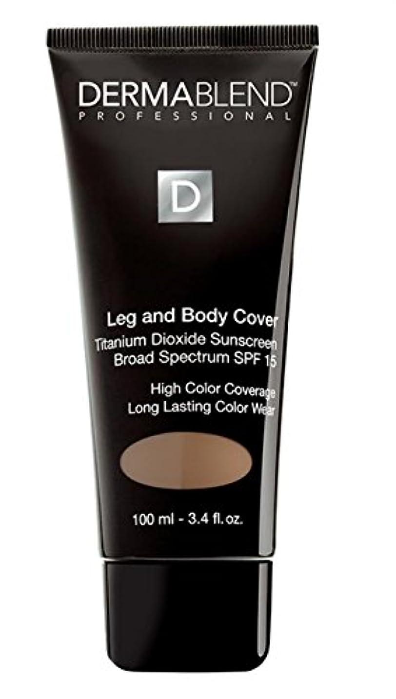 リーガン噛む区画Dermablend Leg And Body Cover Creme Spf 15 - Natural (並行輸入品) [並行輸入品]